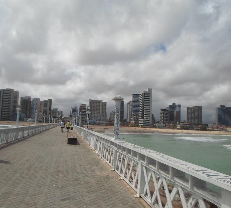Foto praia de Iracema