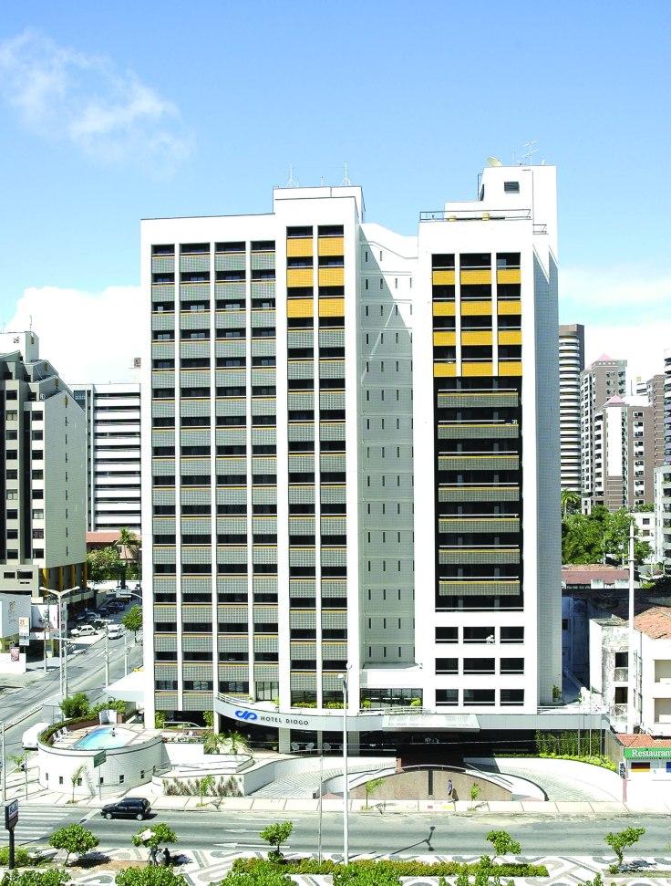 Hotel Diogo - fachada